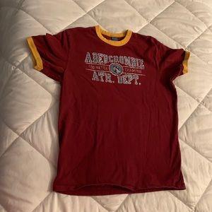 Vintage men's Abercrombie & Fitch T-shirt L